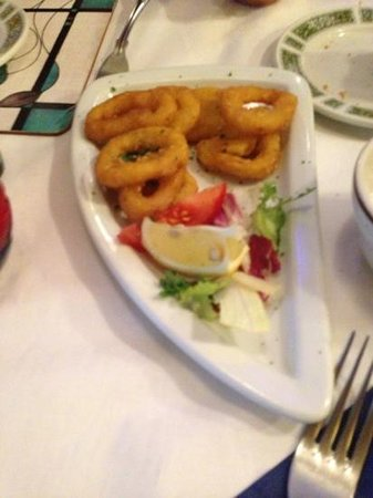 Athens Greek Restaurant & Steakhouse: Calamry