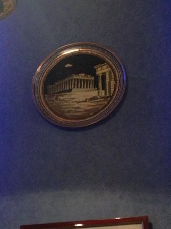 Athens Greek Restaurant & Steakhouse: decoration