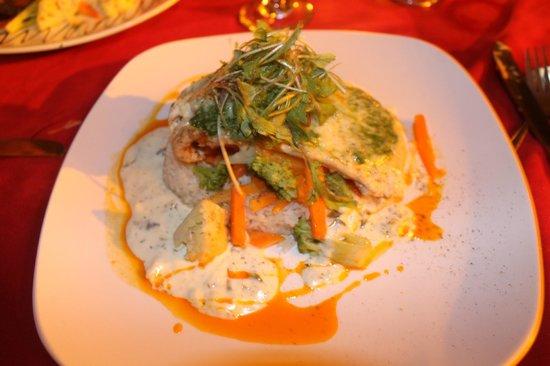 Island Pearl: My dinner at Vintage Pearl.... best meal of the week!