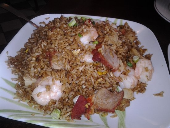 The rice picture of cafe asia sudbury tripadvisor for Asian cuisine sudbury ontario