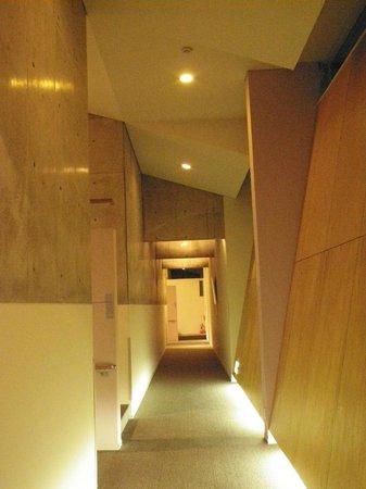 Reflet's Kusatsu: 廊下