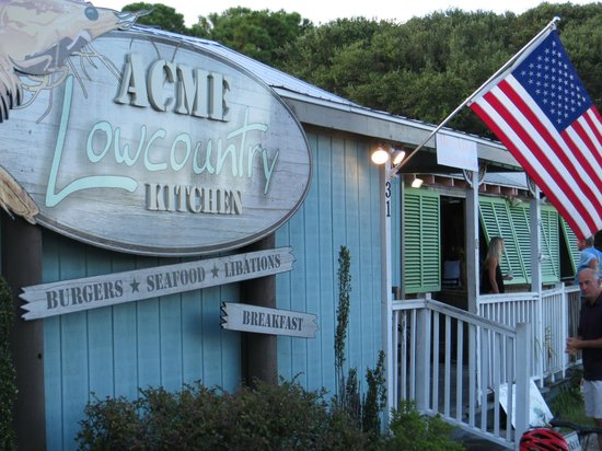 Acme Lowcountry Kitchen Exterior