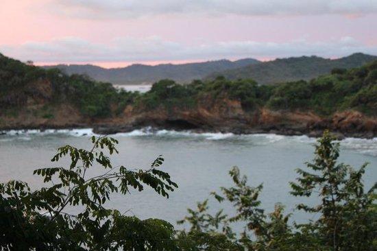 Aqua Wellness Resort: Sunset from room