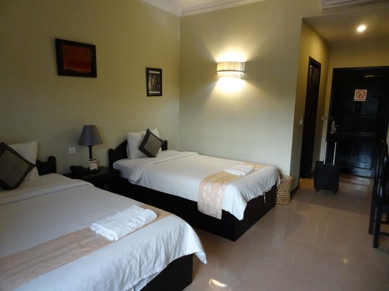 Angkor Panoramic Boutique Hotel: Room