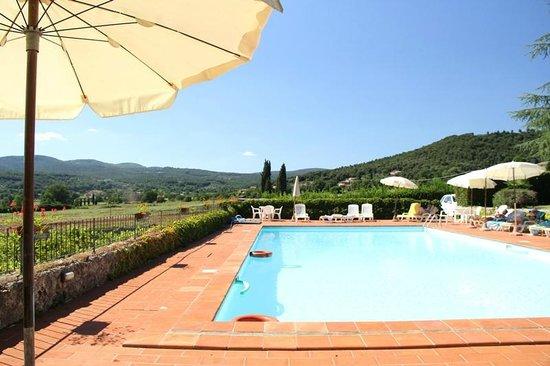 Relais Borgo di Toiano : Swimming pool