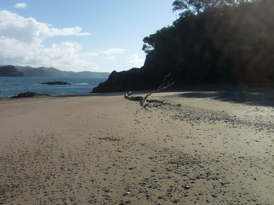 Treghan Luxury Lodge: Private beaches close to Treghan