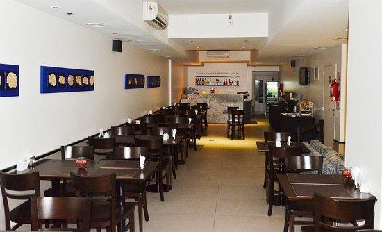 Hotel Bys Palermo: Bys Palermo - área do café da manha