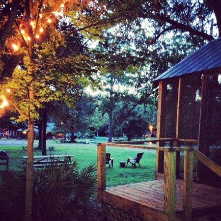 Highland Park Fish Camp : Cabin rentals