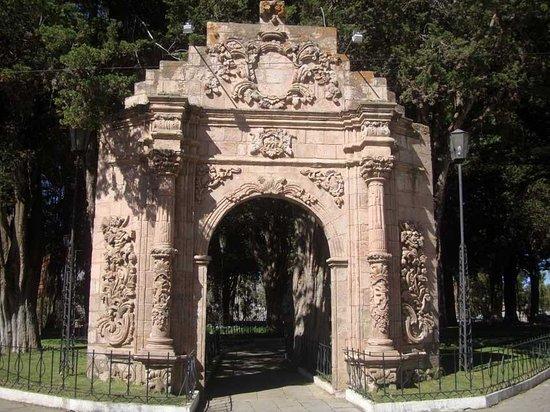 Parque del Monticulo