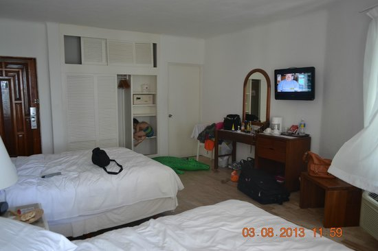 Ramada Resort Mazatlan: Habitación 415