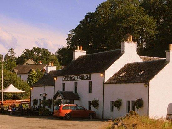 Craignure Inn July 2013