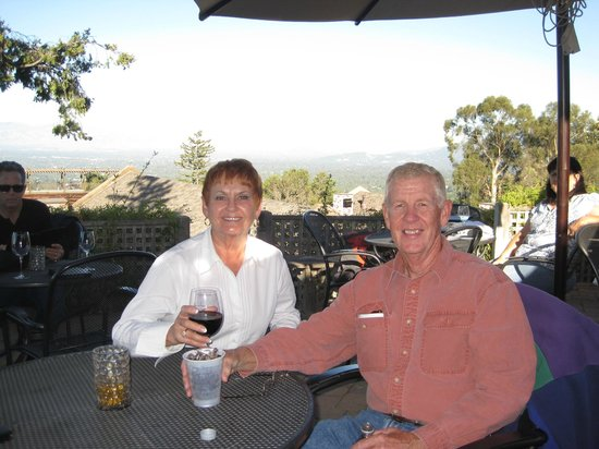 The Mountain Winery : Beautiful Night, Great Wine before the Concert (STYX)