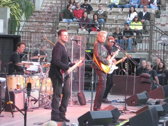 The Mountain Winery : Don Felder Band (Former Eagles Lead) at the Winery