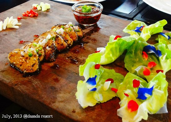 Dasada The Flower Essence Resort: Mokara Cuisine