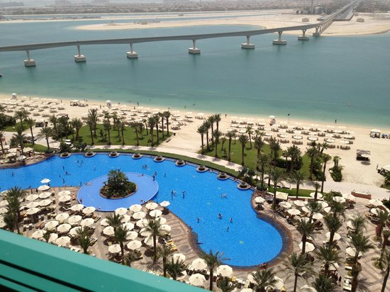 Atlantis, The Palm: 11310 Room with a view