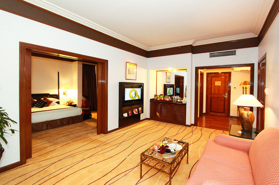PARKROYAL Yangon: Ambassador Suite