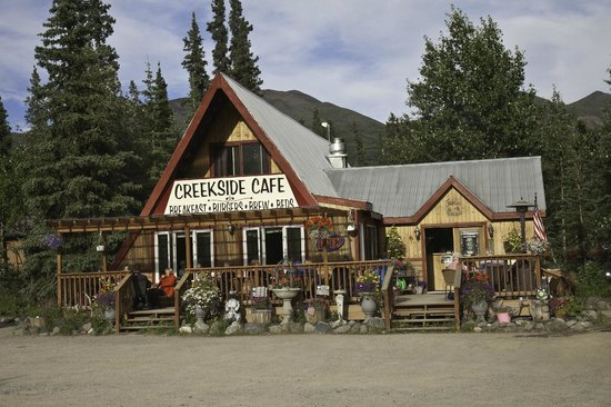 McKinley Creekside Cafe: Creekside Cafe