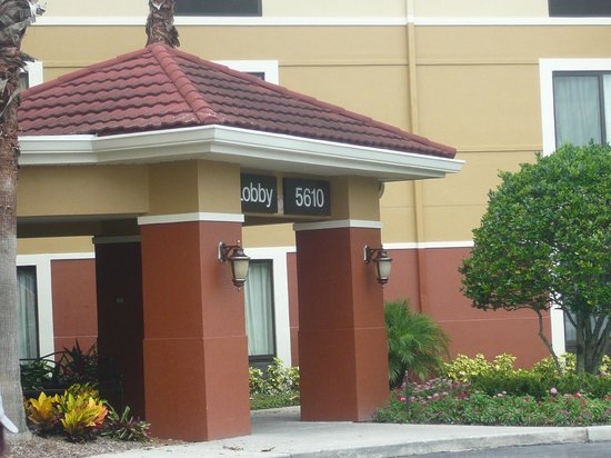 Extended Stay America - Orlando Theme Parks - Vineland Rd.: entrada