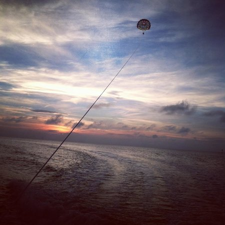 Ocracoke Parasail Inc.: Yes!