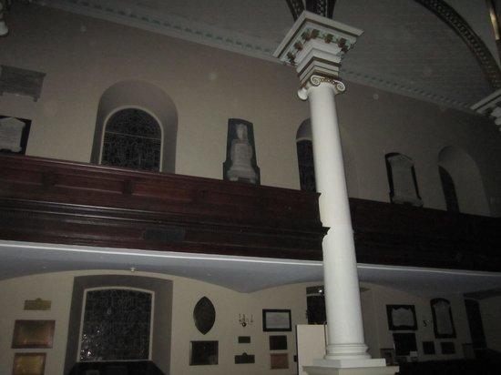 Ghost Tours of Quebec / Les Visites Fantomes de Quebec: Creepy old Church2