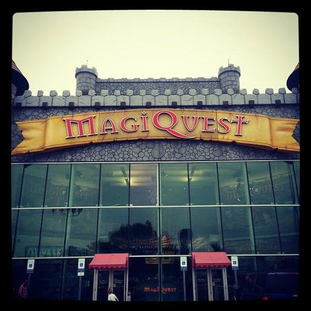 MagiQuest - Pigeon Forge