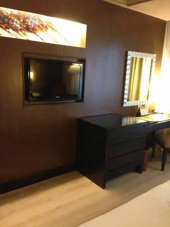 The Bellevue Manila: TV Set