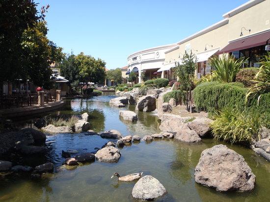 Blackhawk Plaza: Beautiful scenery