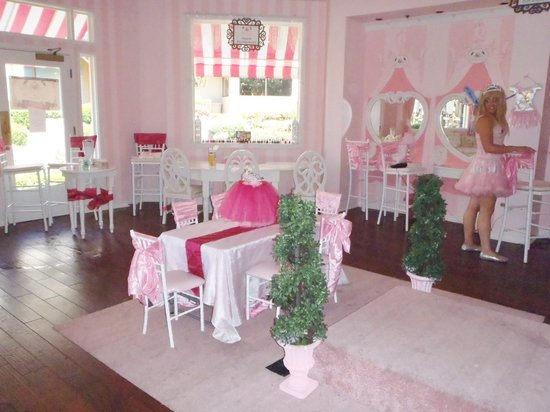 Blackhawk Plaza : Fairy Princess Makeover shop