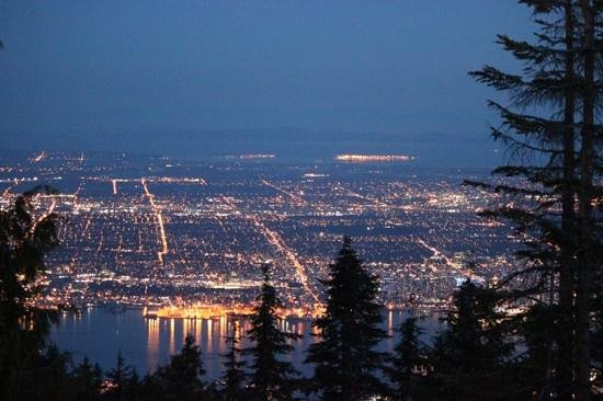 The Westin Grand, Vancouver: grouse mountain