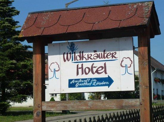 Gasthof Linden & Wildkräuterhotel: .