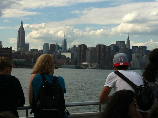 East River Ferry: ミッドタウン