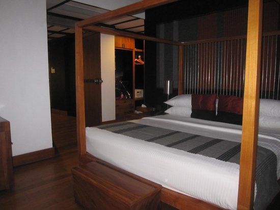 Heritance Kandalama: 7th Floor Luxury Suite bedroom
