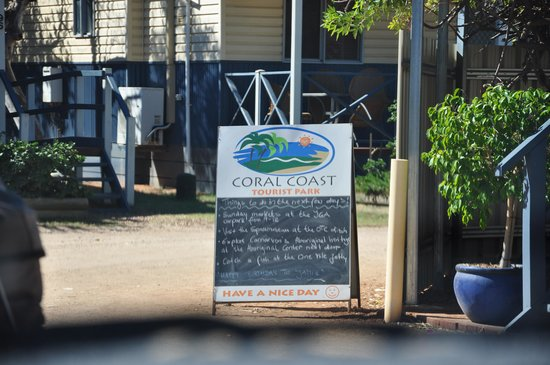 Coral Coast Tourist Park : Things to do in the park