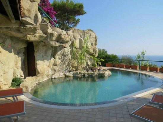 Villa al Mare: The pool