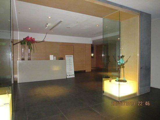 Pause Landis Resort WULAI: hot spring reception