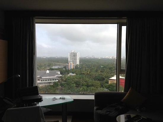 Crowne Plaza Kochi: View from Room