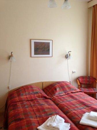 Hotel Dainava: номер