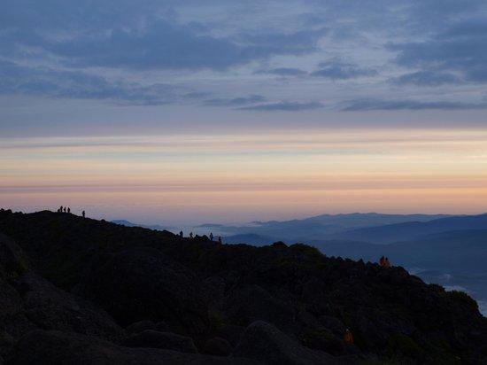 Yoteizan : 山頂周辺