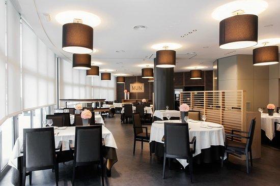 Restaurant MUN cuina evocativa: Restaurante
