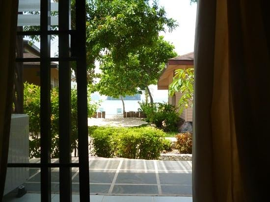 Kohhai Fantasy Resort & Spa: view from our room