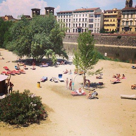 Easy Living - Spiaggia sull'Arno