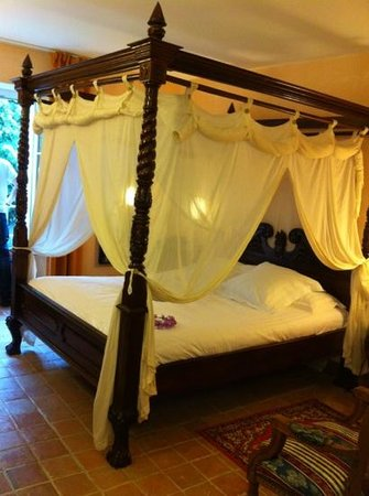 les Hauts de Sainte Maure : sengen