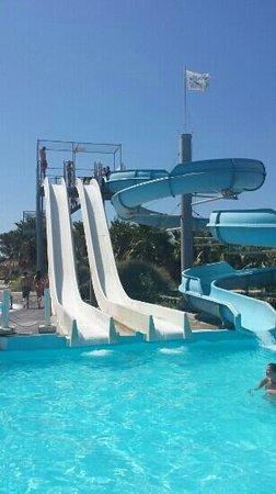 Santorini Waterpark: Slides :)