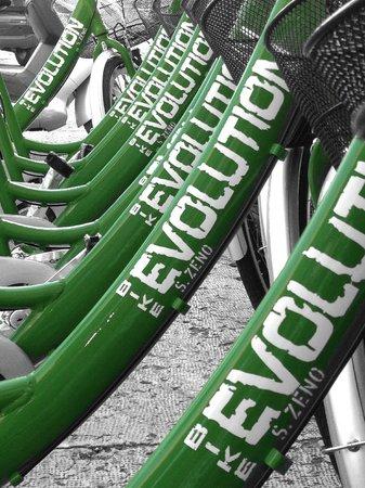 Bike Evolution S. Zeno