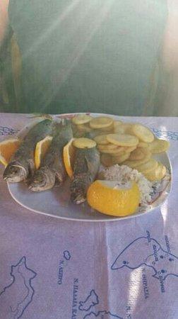 God's Garden : fish for €6