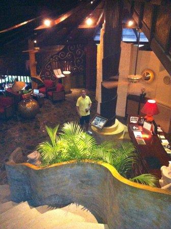 Jamahkiri Resort & Spa: recepción