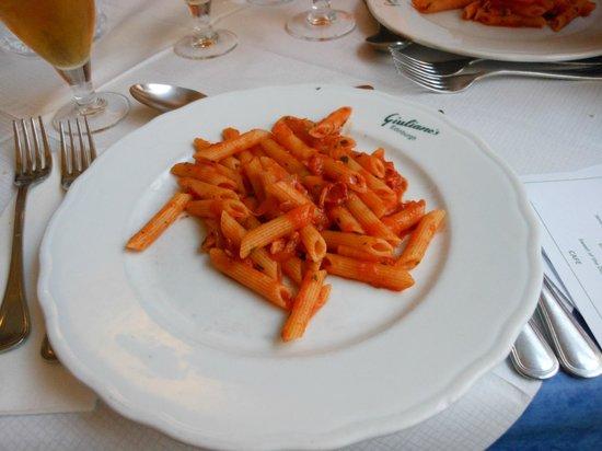 Giuliano's: amatriciana