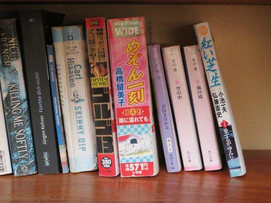 Villa Meuang Lao: Japanese manga