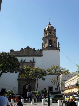 Templo de San Agustin: Templo San Agustín Guadalajara