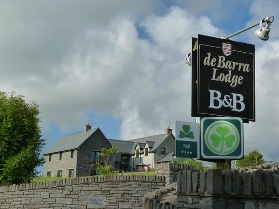 deBarra Lodge : la struttura